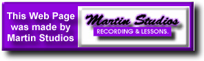 Click Here to enter Martin Studios